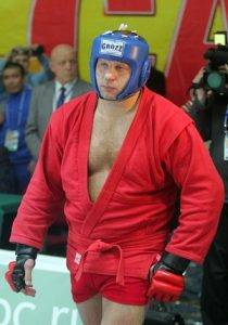 бойцы ММА, Емельяненко
