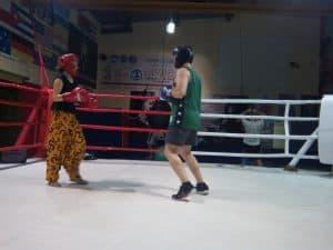 Тренировки ММА для девушек в Москве