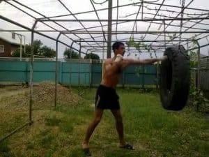 Тренировки ММА дома для спортсменов с опытом