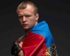 Александр Шлеменко - боец ММА - Россия