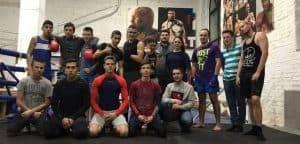 Тренировки ММА для подростков в Московском клубе единоборств Tigris