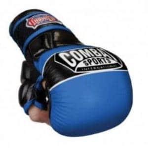 Тренировочные ММА перчатки.