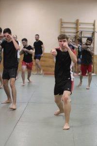 Тренировки по ММА в городе Москва