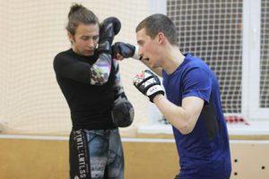 Тренировки ММА в Москве.