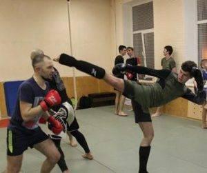 Тренировки по смешанным единоборствам в Москве. ММА