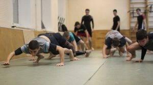 Тренировки по ММА в Москве