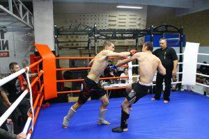 Тренировки по боям без правил в Москве