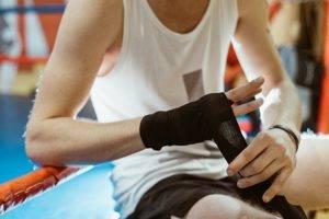Персональные тренировки по ММА в Москве