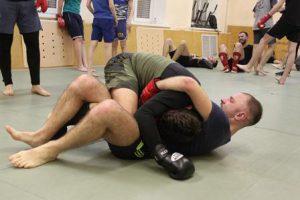 Групповые тренировки по ММА в Москве