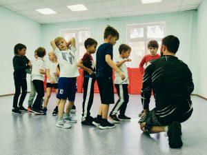 Тренировки по ММА для детей в Пушкино